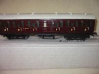 Leeds Model Co. LMS Coach